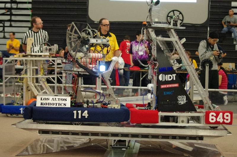 FIRST High School Robotics
